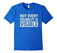 Tal Health Awareness Shirts For Support Gift Premium T-shirt Royal Blue