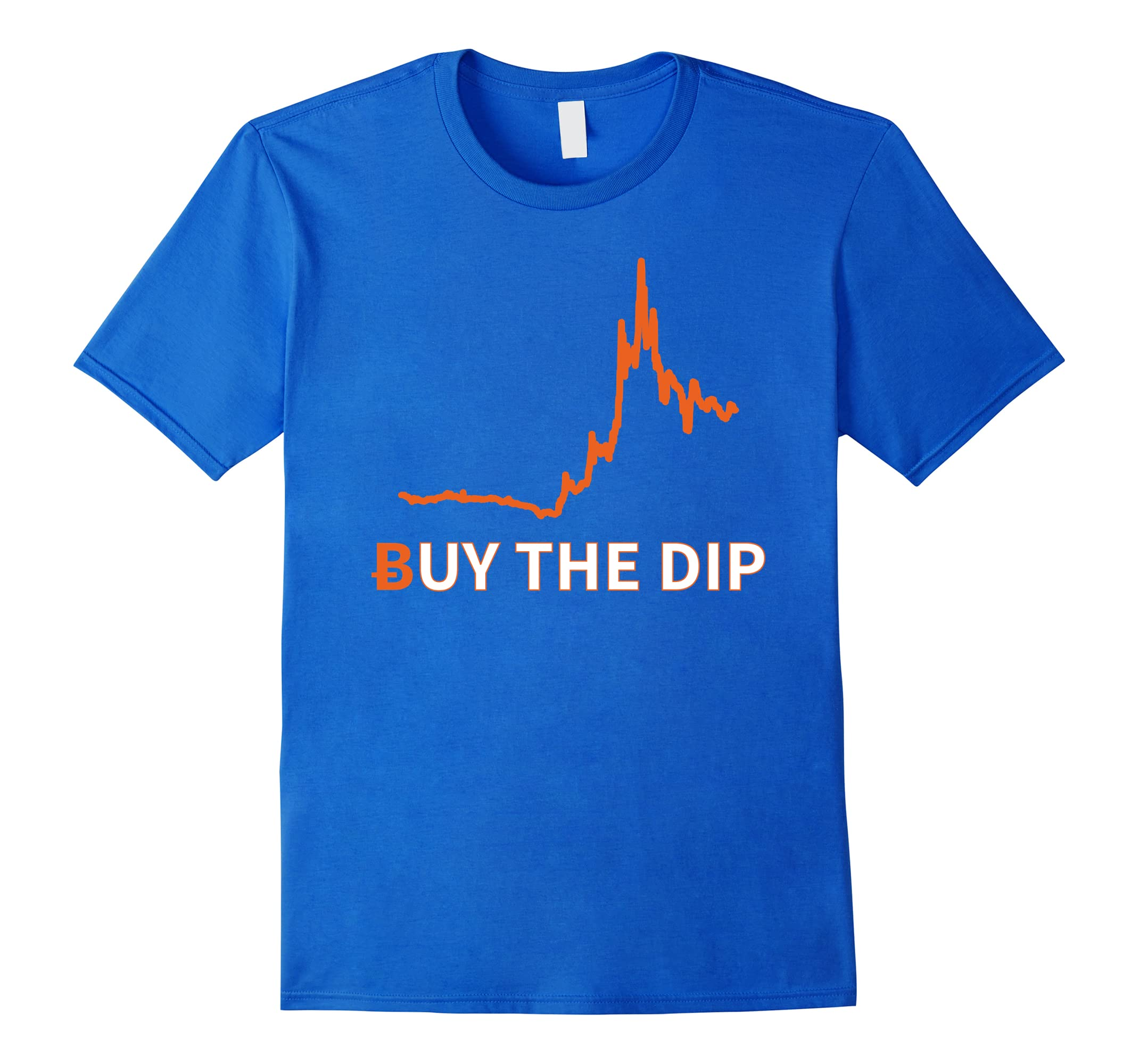 Buy The Dip Cryptocurrency Coin Market Cap Graph T Shirt Ah My One Gift