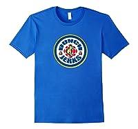 Bunch Of Jerks Shirts Royal Blue