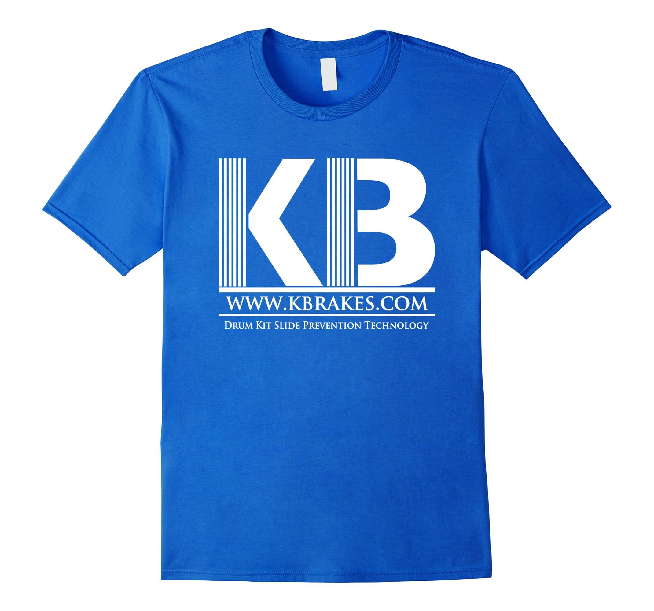 KBrakes Web Shirt Mens Drummers-Xalozy