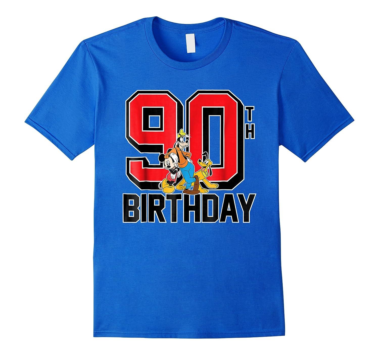 Disney Birthday Group 90th T Shirt