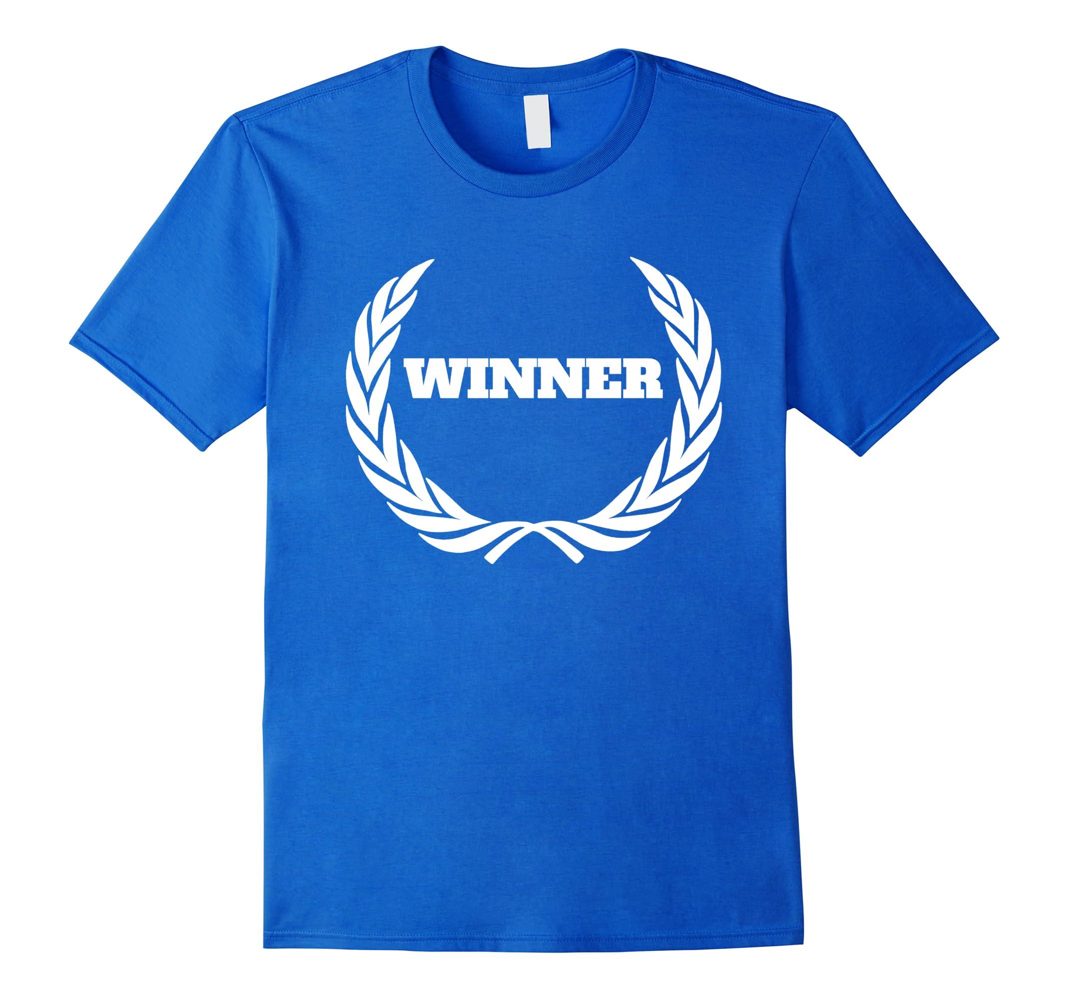 Winner T-Shirt-RT
