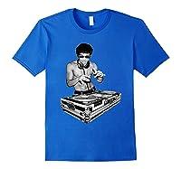 Bruce Dj By Bruce Shirts Royal Blue