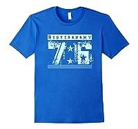 Hebrew Israelite Clothing Deuteronomy 7 6 Isreal Shirts Royal Blue