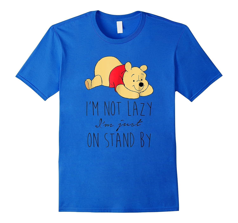 Lazy Winnie The Pooh Shirts