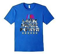 Fania All Star Latin Power Shirts Royal Blue