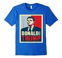 Donald Trump Re Election 2020 Make Liberals Cry Again Shirts Royal Blue