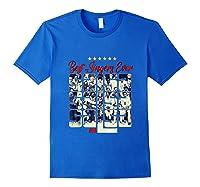 Fania All Star Best Singers Ever Salsa Power Tank Top Shirts Royal Blue
