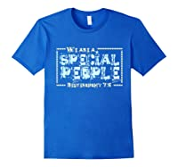 Hebrew Israelite Clothing We Are A Special People Israel Shirts Royal Blue