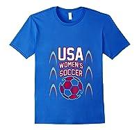2019 Soccer Usa Team France Cup Tournat Shirts Royal Blue