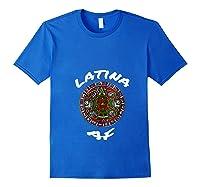 Latina Af For Proud Shirts Royal Blue
