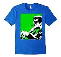 John F Kennedy 35th President - Jfk Smoking Cigar Blunt Premium T-shirt Royal Blue