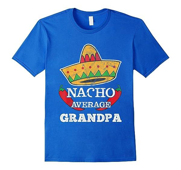 Grandpa T Shirt Funny Cinco De Mayo Tee Gift