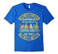 Corpus Christi City Flag Tshirt I Love Corpus Christi Shirt Royal Blue