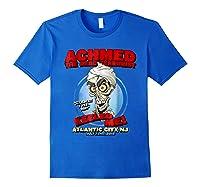 Achmed The Dead Terrorist Atlantic City Nj Shirt Royal Blue