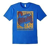 Billy Joel - New York's Native Son T-shirt Royal Blue