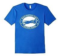 Black History Panther Party Shirts Royal Blue