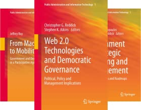 Public Administration and Information Technology (30 Book Series)