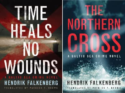 A Baltic Sea Crime Novel