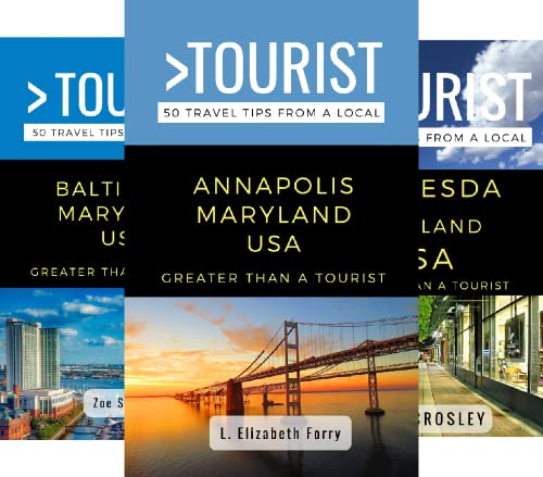 Greater Than a Tourist Maryland (5 Book Series)