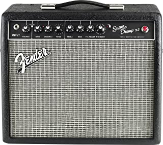 Fender Super Champ X2 15-Watt 1x10-Inch Guitar Combo Amp