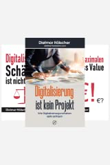 Digitalisierung (Reihe in 5 Bänden) Kindle Ausgabe