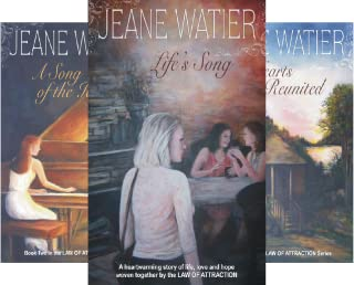 Law of Attraction Trilogy (3 Book Series)