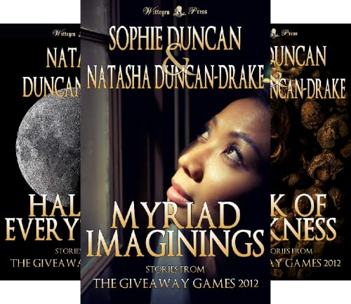 The Wittegen Press Giveaway Games Collections (7 Book Series)