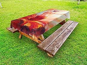 غطاء طاولة رحلات