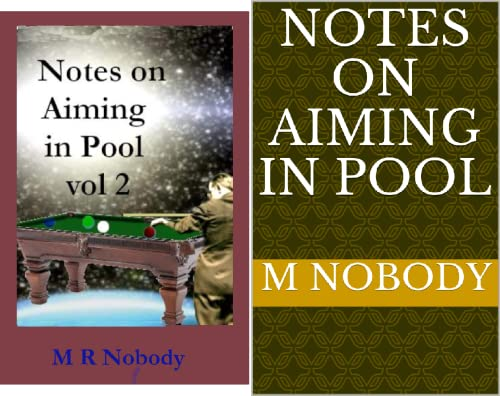 Notes on playing Pool (2 Book Series)