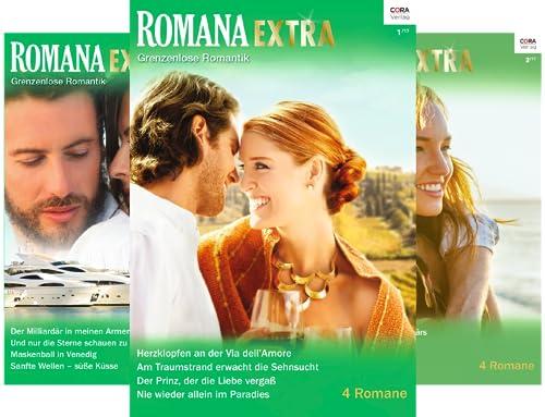 Romana Extra (51-100) (Reihe in 50 Bänden)