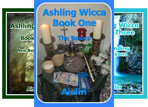 Ashling Wicca (3 Book Series)
