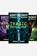 A Scott McCully Espionage Adventure (5 Book Series) Kindle Edition