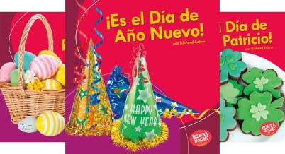 Bumba Books ® en español — ¡Es una fiesta!