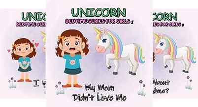 Unicorn Bedtime Stories For Girls (3 Book Series)
