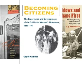 Women, Gender, and Sexuality in American History (20 Book Series)