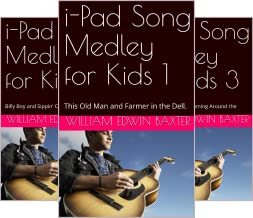 i-Pad Songbooks (35 Book Series)
