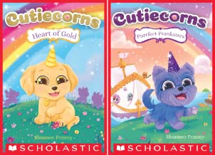 Cutiecorns (2 Book Series)