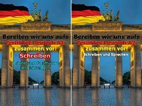 Bereiten wir uns aufs Zertifikat Deutsch zusammen vor! (Reihe in 2 Bänden)