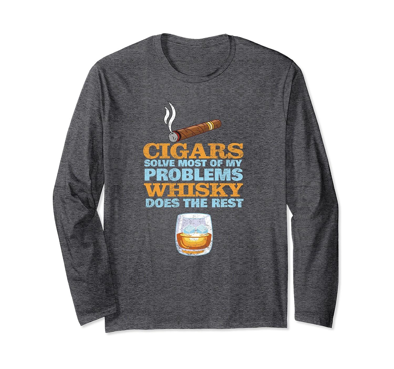 Cigar prop short-sleeve t-shirt