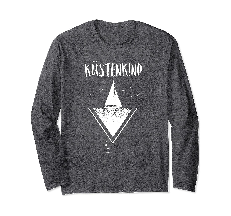 K/üstenkind Design I Norddeutschland K/üste Langarmshirt
