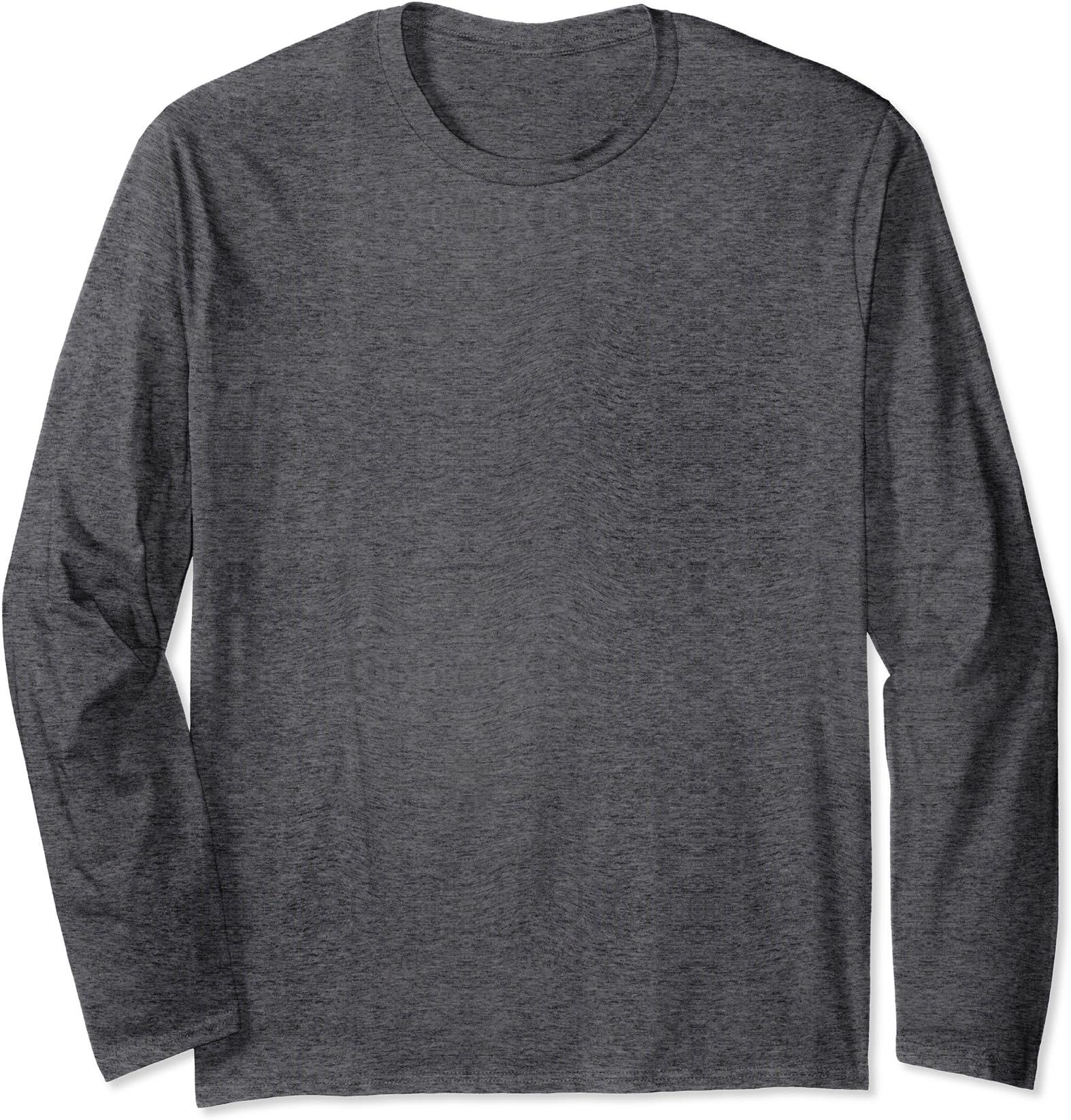Geordie Mens Long Sleeve T-Shirt 100/% Geordie Newcastle Gift