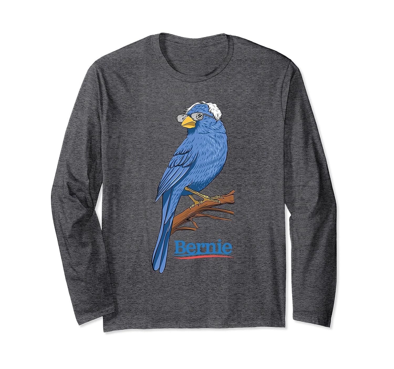 US Senator Presidential Elect 2020 Bernie Sanders Long Sleeve T-Shirt