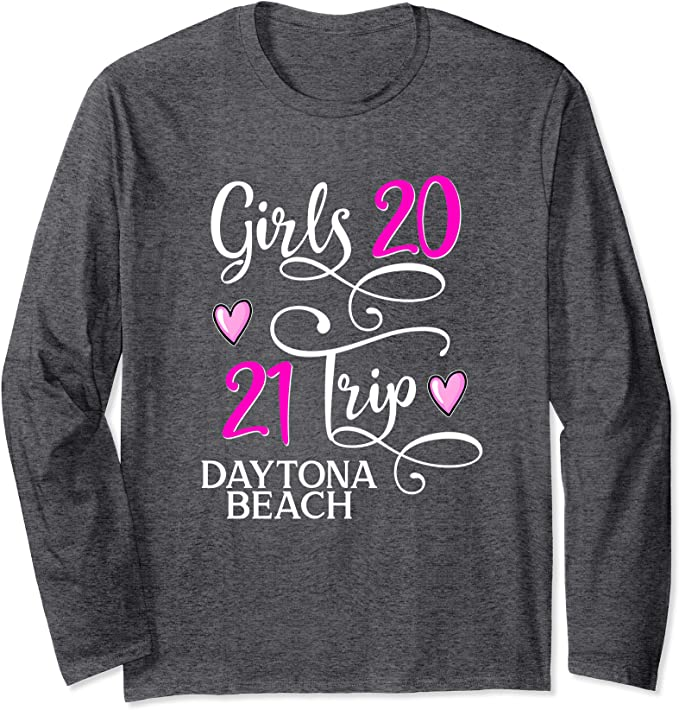 Florida Girls Trip 2021 Vacation Gift Pink Lips T-Shirt Gift Funny T Shirts Beach T Shirts Summer Tops