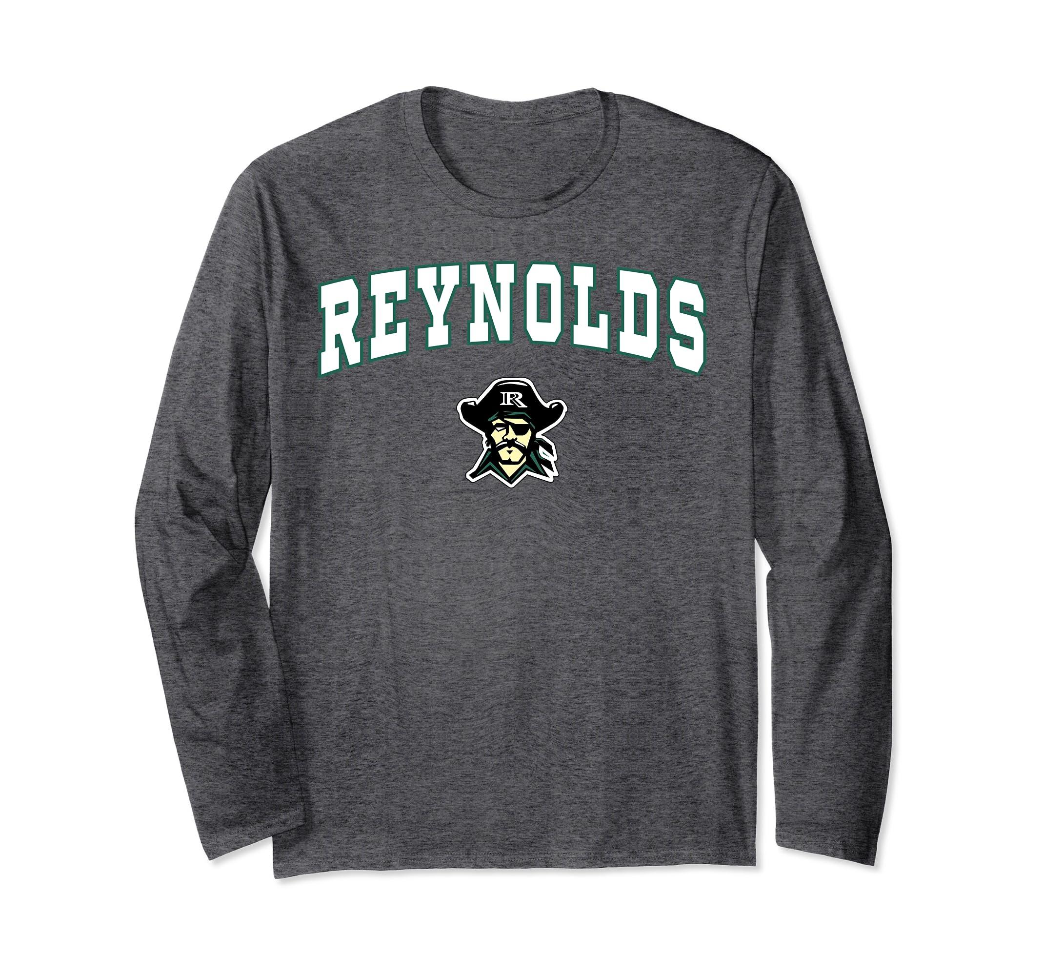 Amazon.com  Reynolds High School Raiders Long Sleeve T-Shirt C2  Clothing c895df446