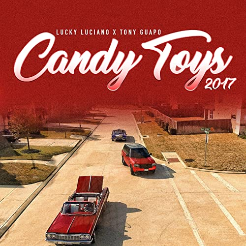 Amazon.com: Candy Toys 2017 [Explicit]: Lucky Luciano (feat ...