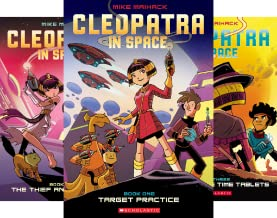 Cleopatra in Space (Issues) (3 Book Series)