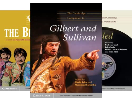 Cambridge Companions to Music (51-78) (28 Book Series)