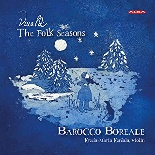 Vivaldi: The Folk Seasons
