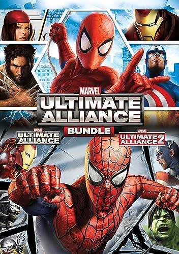 Marvel: Ultimate Alliance Bundle [Online Game Code]